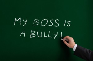 bully in your workplace